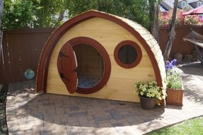 Kids Playhouse Kit Ideas On Foter
