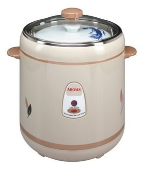 Japanese ceramic rice cooker