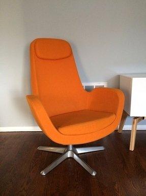 Orange Swivel Chairs Ideas On Foter