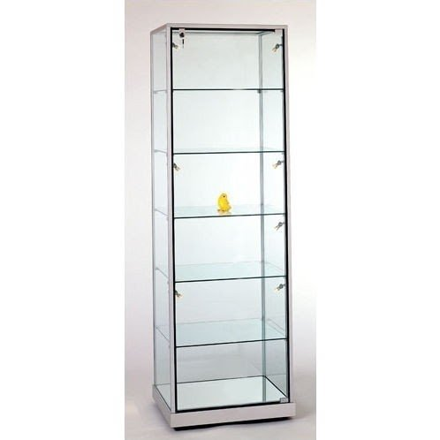 Wonderful Metal Glass Curio Cabinet In Home Organization Compare Prices