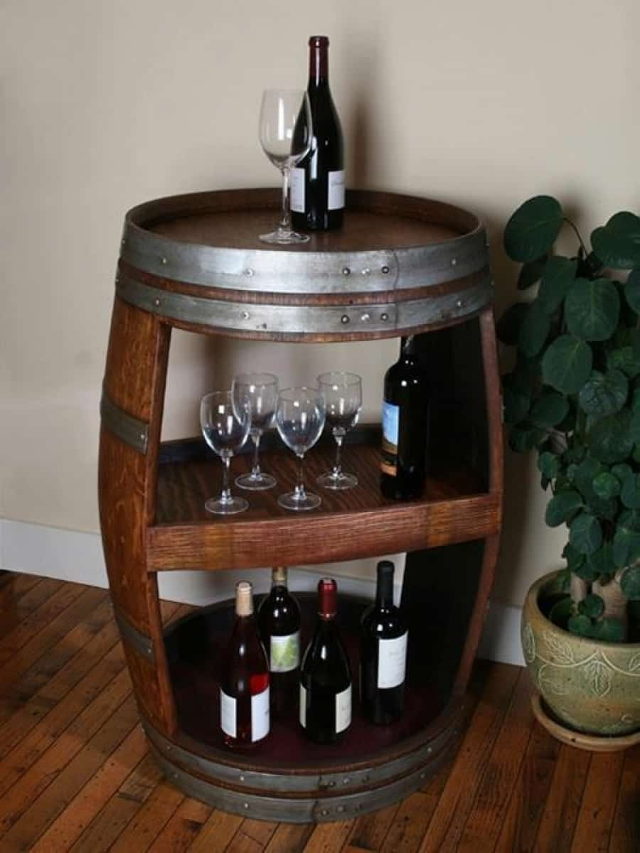Merveilleux Mini Bar Table