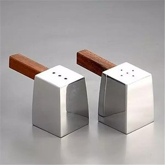 Modern salt and pepper shakers 9