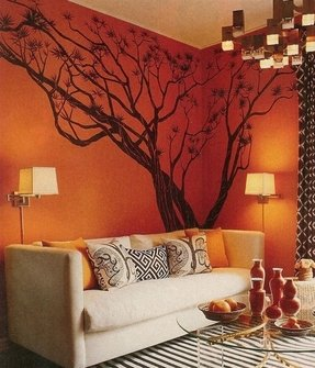 Nature wall decals 12