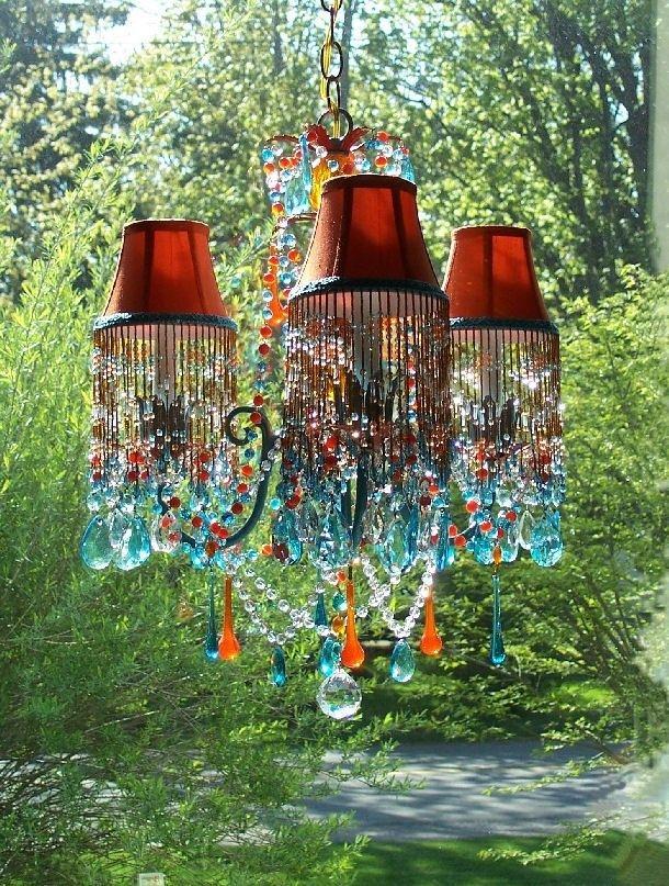 Amazing Outdoor Lamp Shades 16