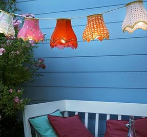 Outdoor Lamp Shades Foter