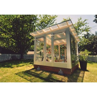 Outdoor playhouse kit 1