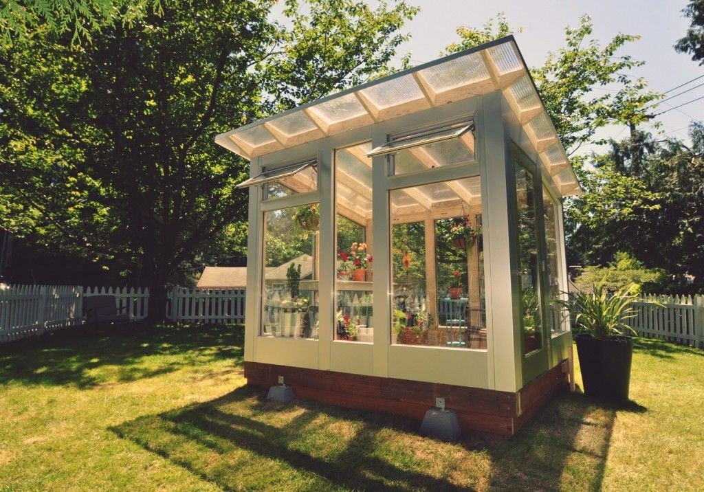 Exceptionnel Outdoor Playhouse Kit 1