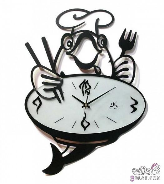 Personalized Kitchen Clocks