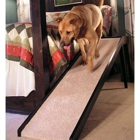 Pet ramp for bed 2