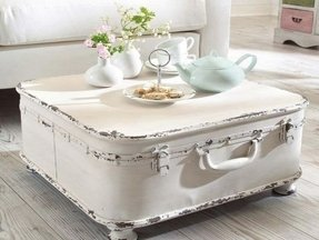 Photo gallery of the cute and shabby chic coffee table