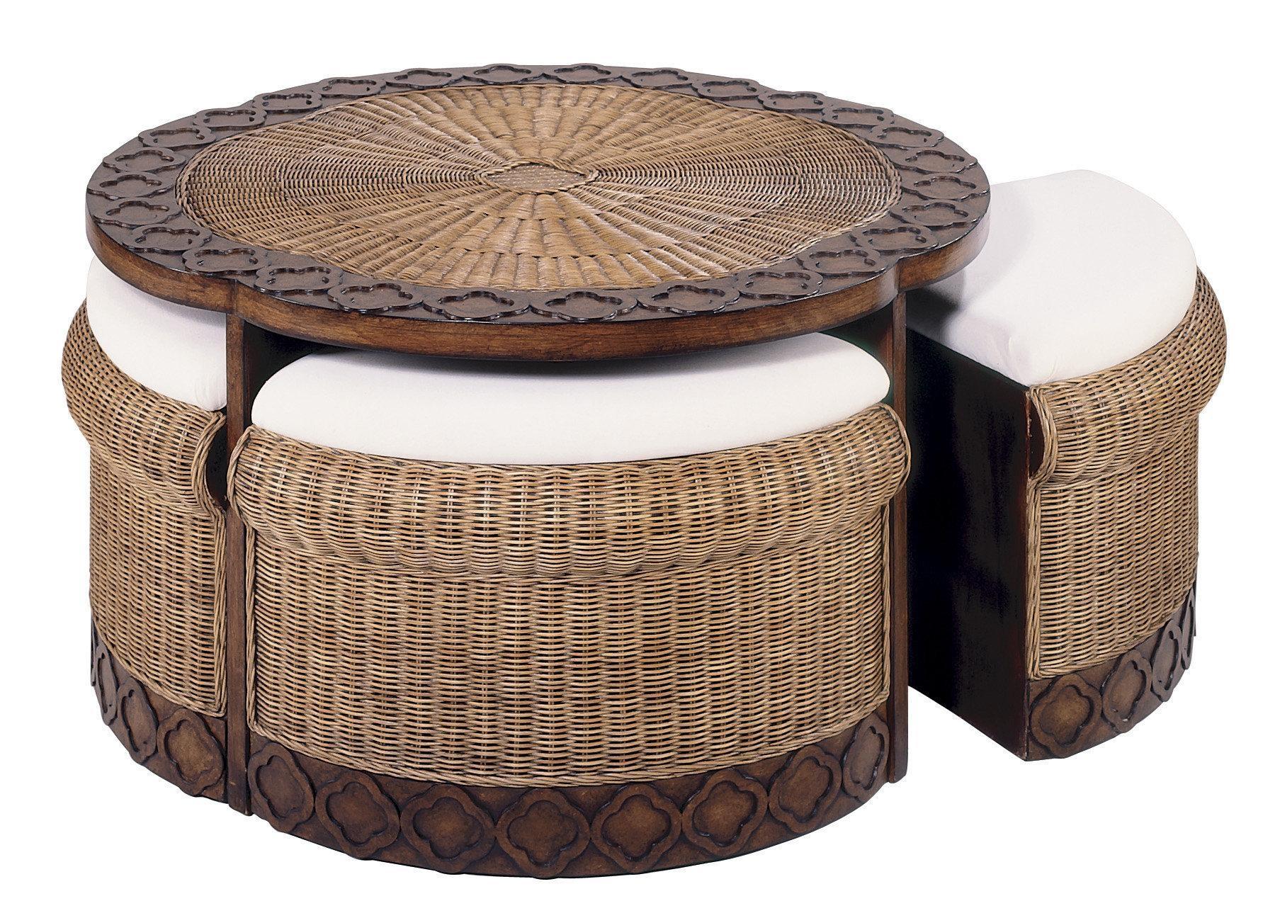 Merveilleux Rattan Coffee Tables   Ideas On Foter