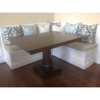 Dark Wood Dining Table Rectangle