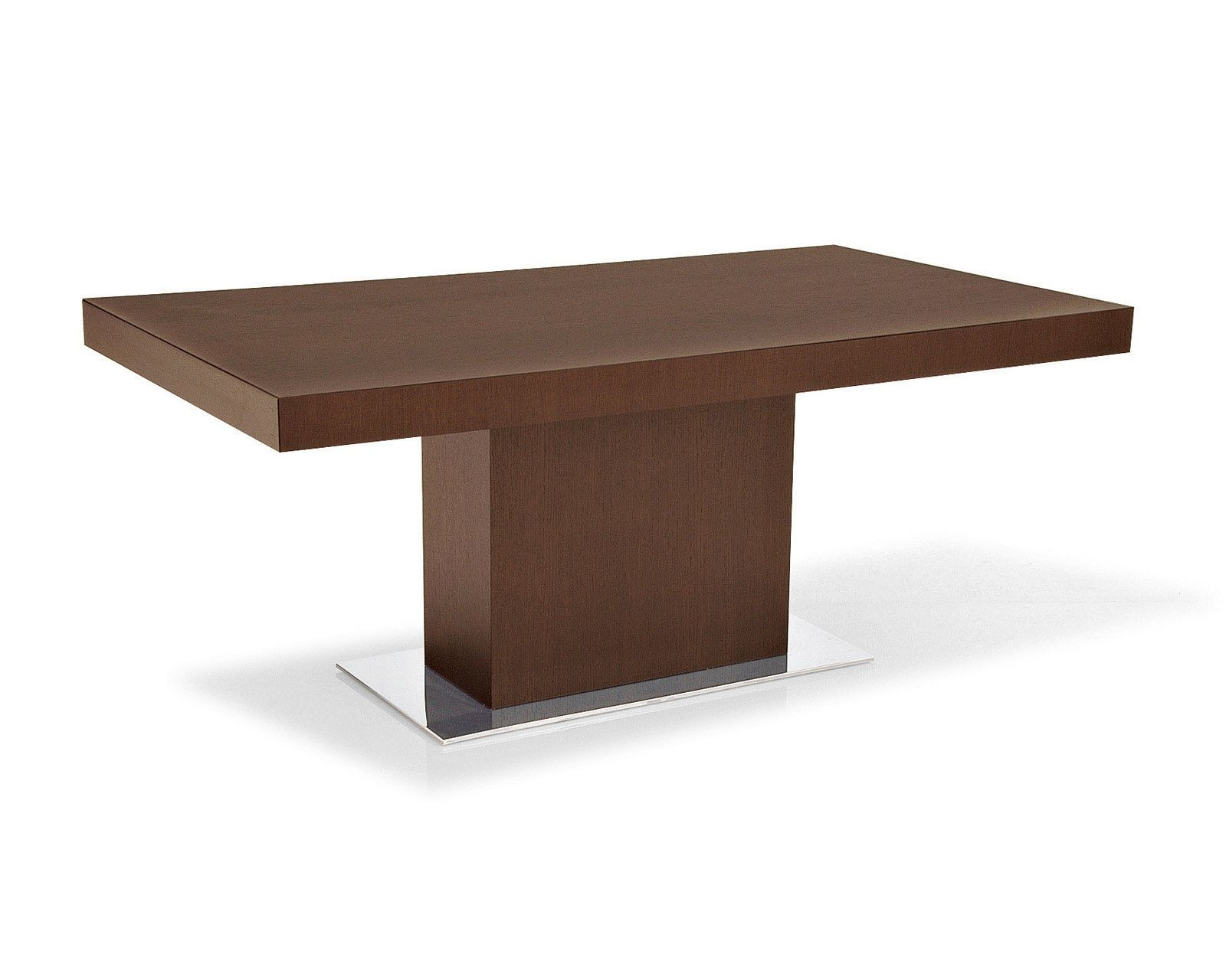 Awesome Rectangular Pedestal Dining Table