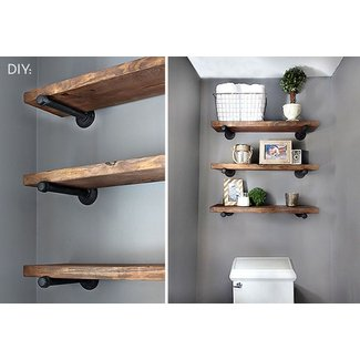 Shelves Above Toilet Foter