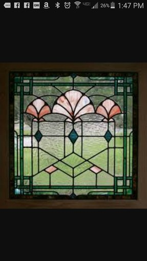 Stained glass panels for sale
