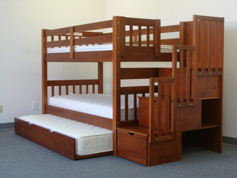 Amazing Triple Bunk Beds For Kids Rooms