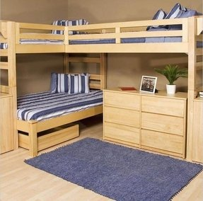 Triple bunk beds for sale 1