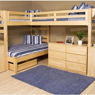 100 Triple Bunk Beds For Ideas
