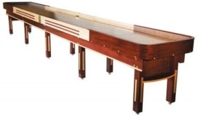 Used shuffleboard table 1