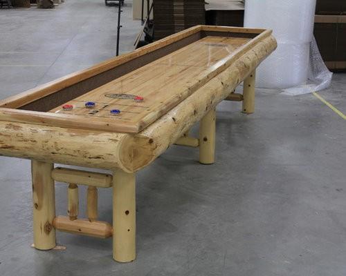 Used Shuffleboard Table 11