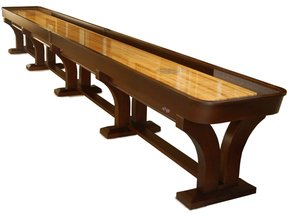 Used shuffleboard table