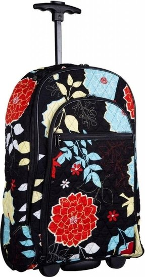 Wheeled backpacks for girls