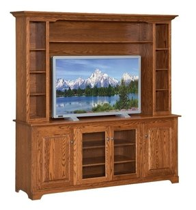 Solid Wood Tv Cabinet - Foter