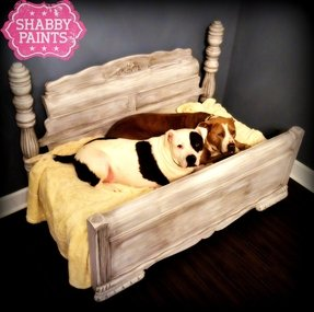 wooden dog bed - Dog Bed Frame
