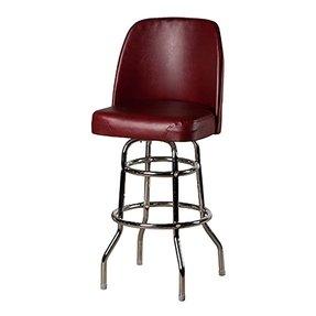 Oak Saddle Seat Bar Stool Ideas On Foter