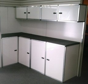 aluminum kitchen cabinets oak curio cabinets foter 10549