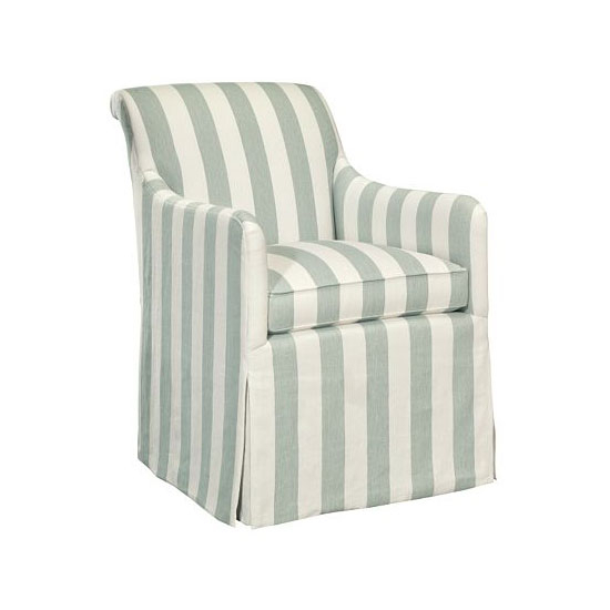 Armchair Striped