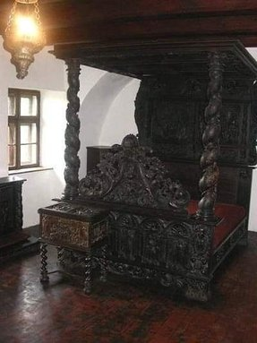 Bran castle interior design images
