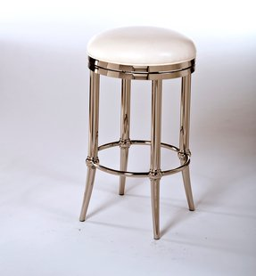 Brushed Nickel Bar Stools Ideas On Foter