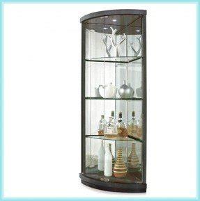 Charmant Celeste Modern Glass Curio Cabinet For Contemporary Homes