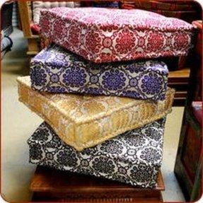Square Floor Pillows - Foter