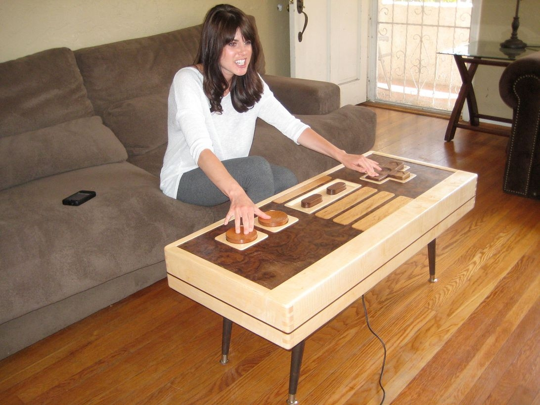 Superieur Checkerboard Coffee Table