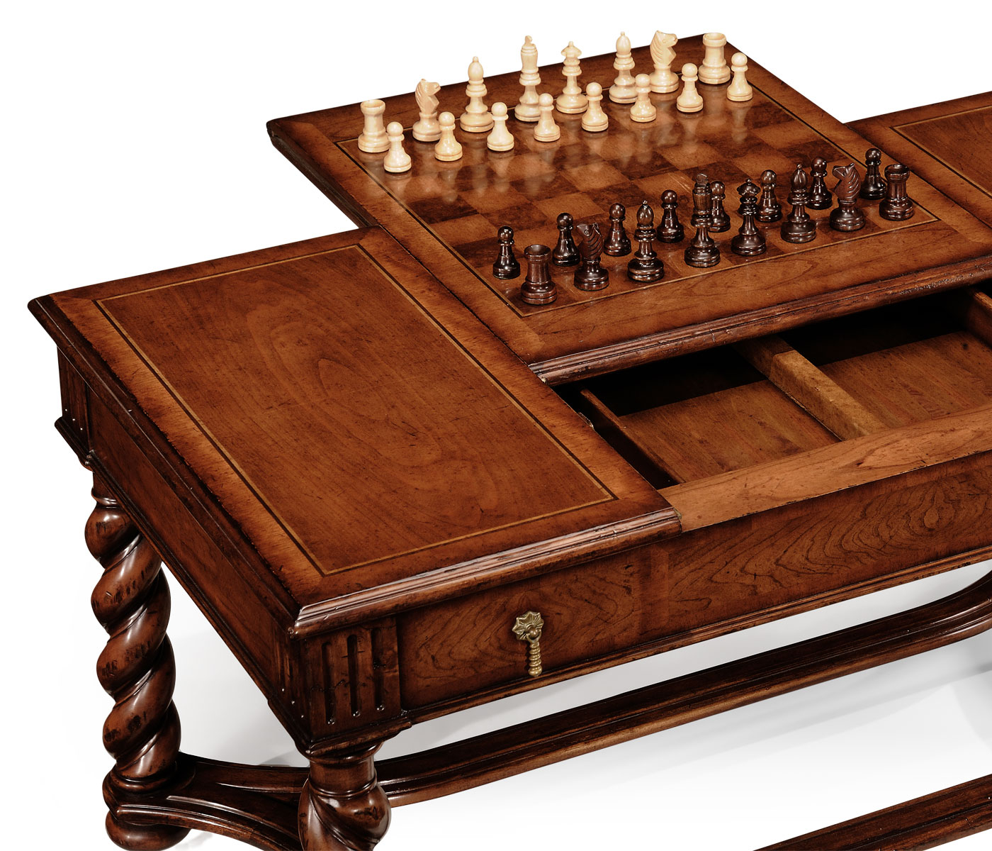 Genial Chess Coffee Table 2