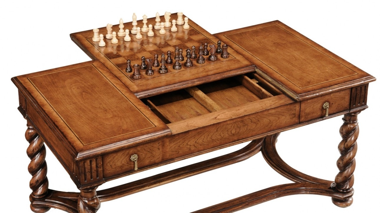 Chess set coffee table  sc 1 st  Foter & Chess Coffee Table - Foter