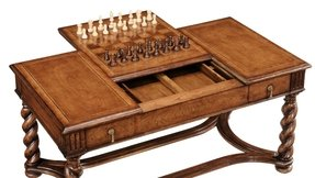 Chess Coffee Table - Foter