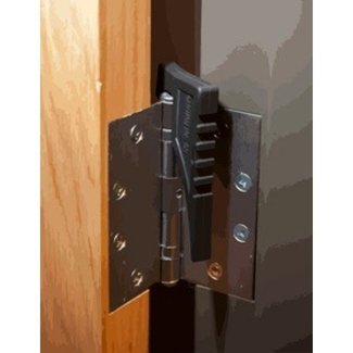 Chock it tactical door hinge wedges