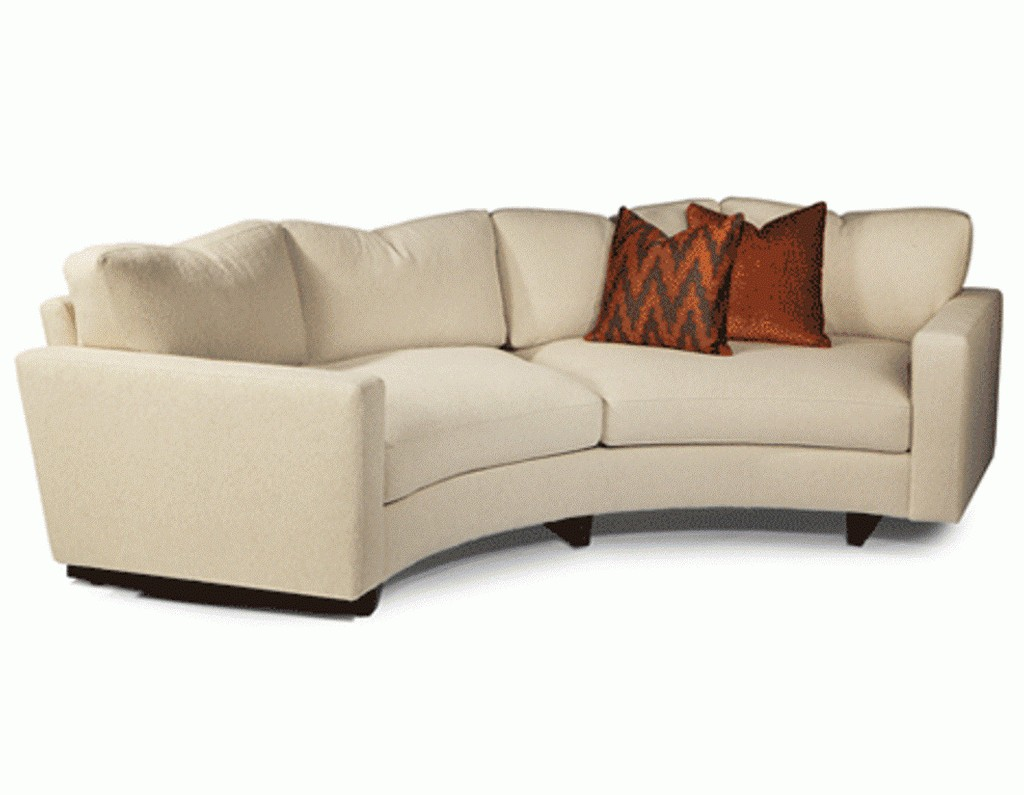 Clip Curved Sofa Image