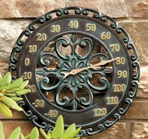 Nice Decorative Indoor Wall Thermometers