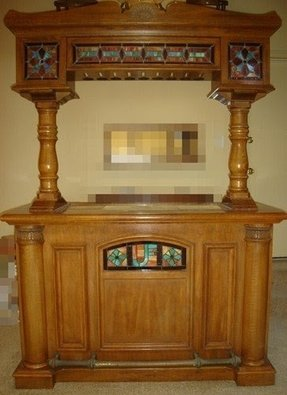 Oak Home Bar Furniture - Foter
