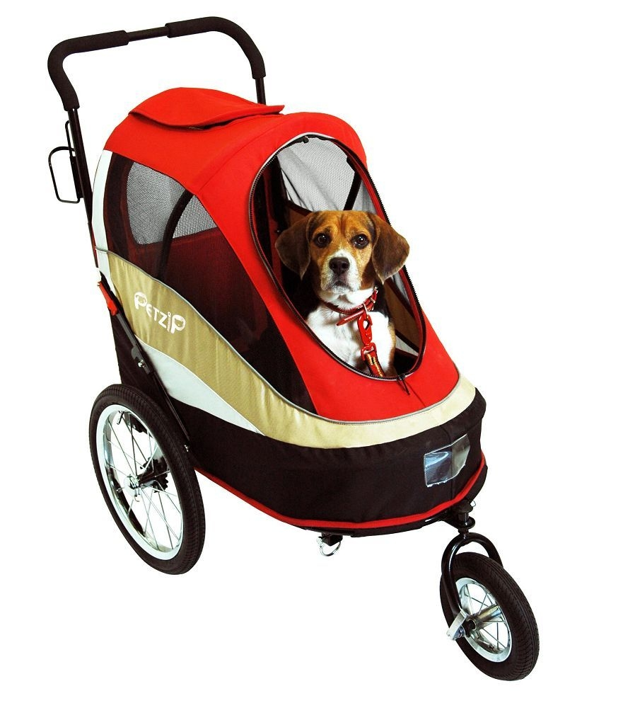 dog jogging stroller