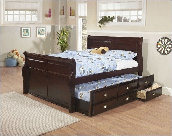 Full Size Trundle Bed Ideas On Foter