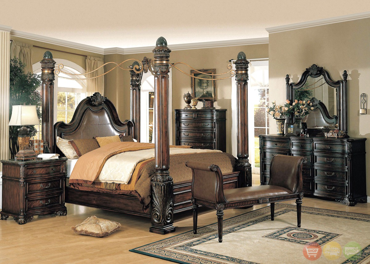 King size four poster bed  sc 1 st  Foter & King Size Four Poster Bed - Ideas on Foter
