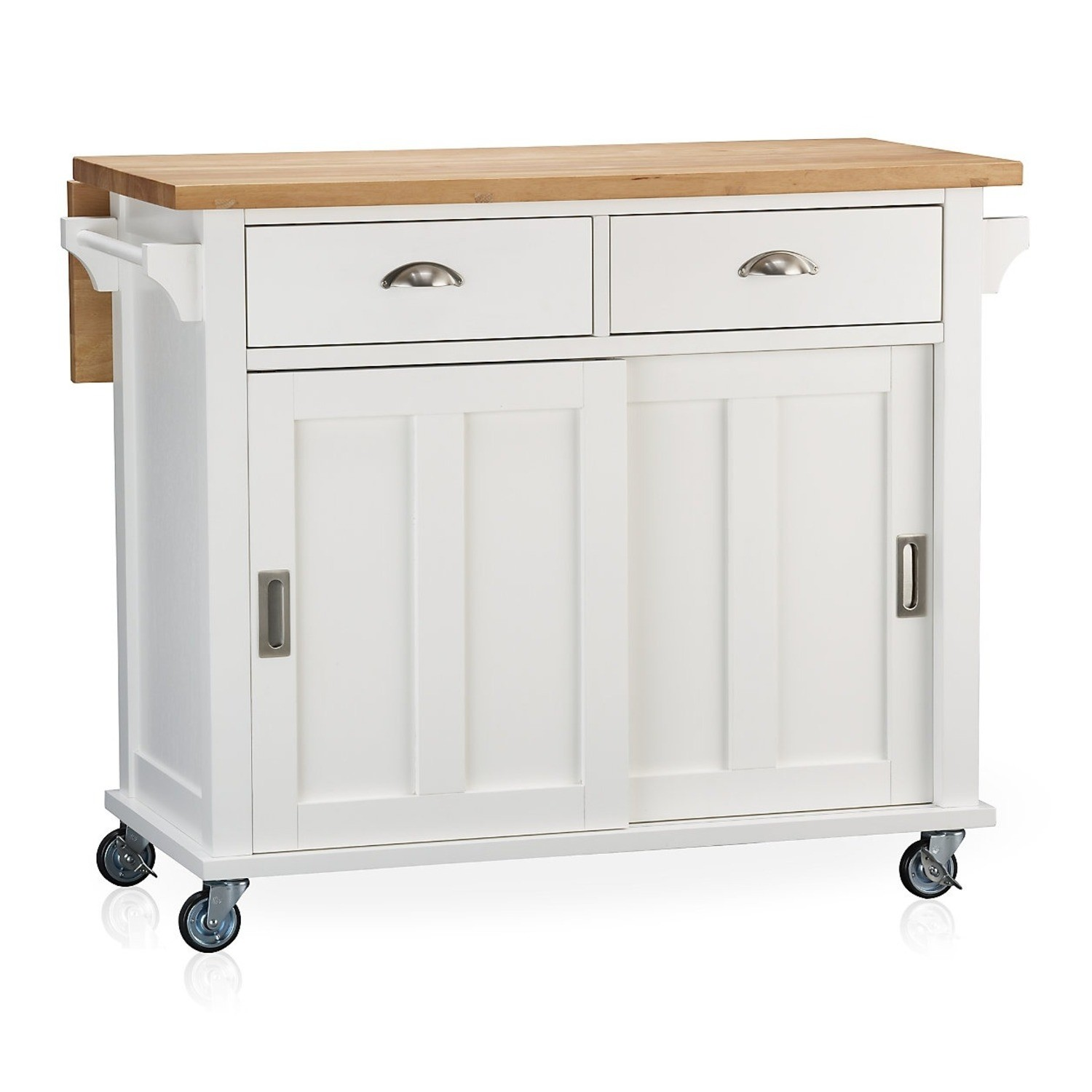 Kitchen Cart Drop Leaf Ideas On Foter