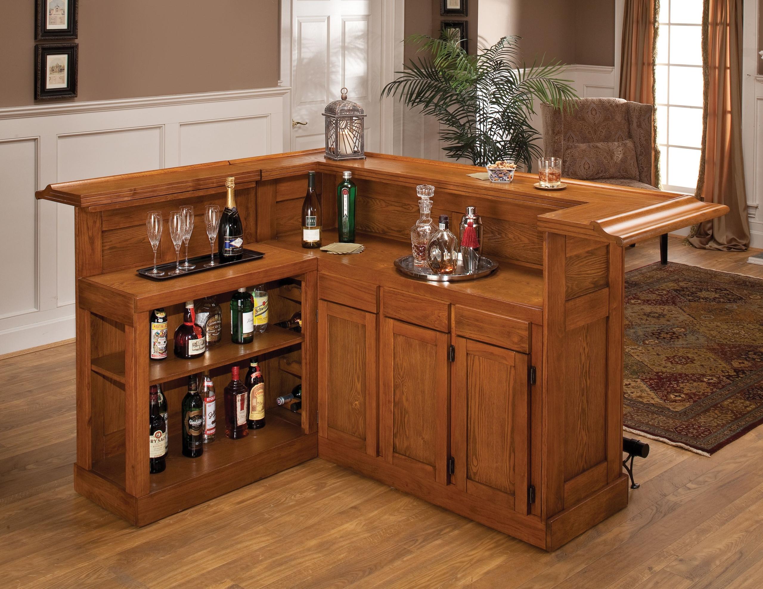 Modern House Bar