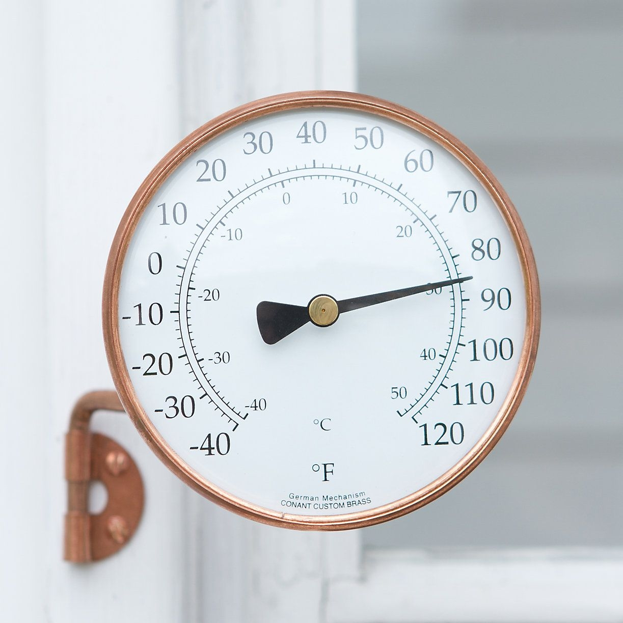 Amazing Outdoor Wall Thermometer