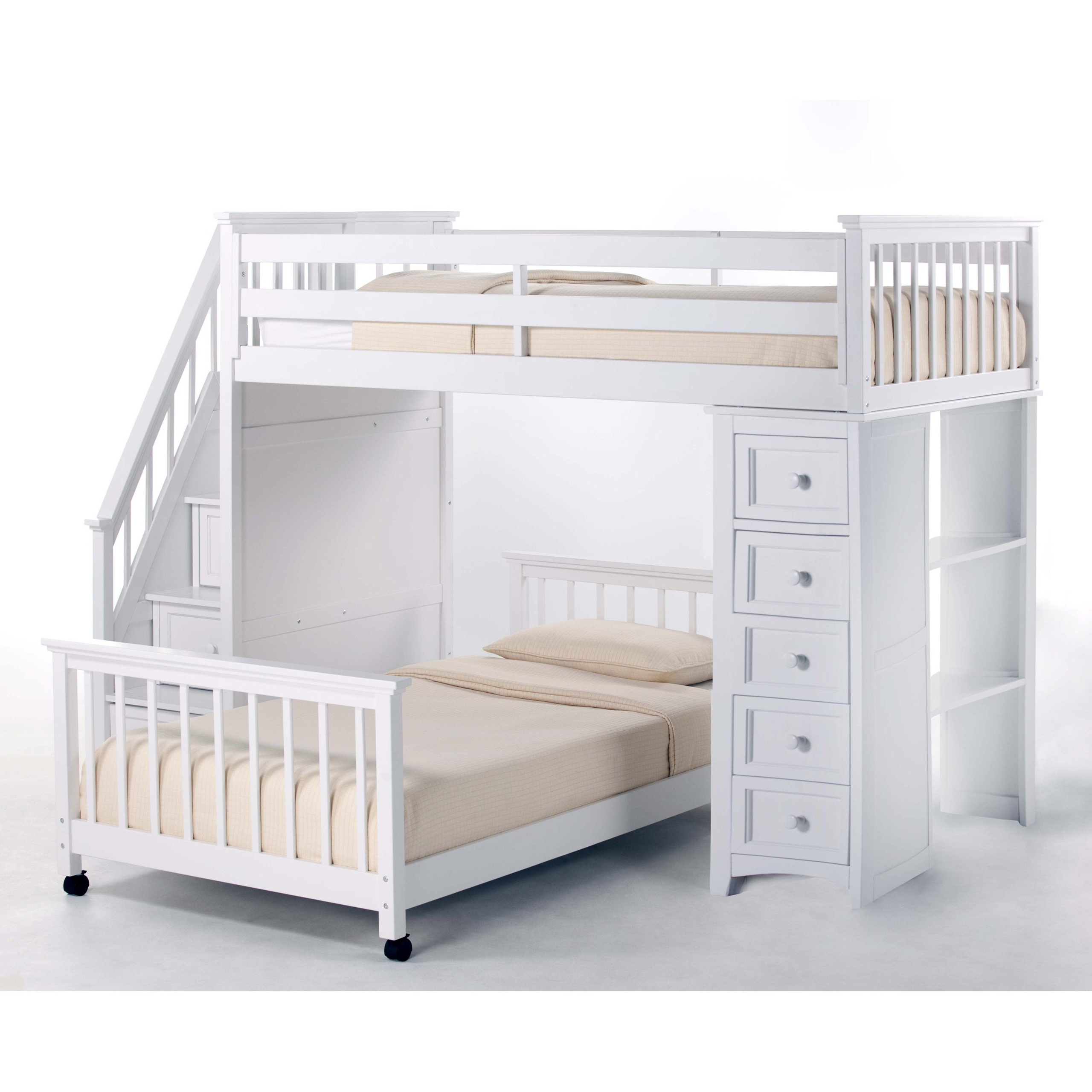 Merveilleux Beds With Stairs   Ideas On Foter